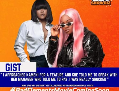 """""""I was very Shocked when Kameni's Manager asked me to pay for a collaboration"""" Empire Singer Mimie says"""