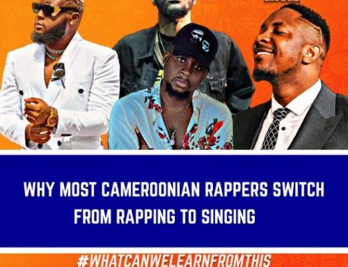 Why Most Cameroonian rappers switch from rapping to singing