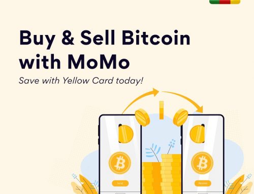 Crypto Trading on Yellow Card using Mobile Money