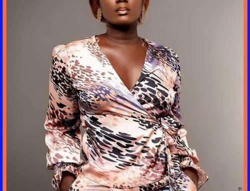 Tenor 's Ivorian girlfriend Zunonbook_offociel is currently admitted in a clinic due to fatigue and stress.
