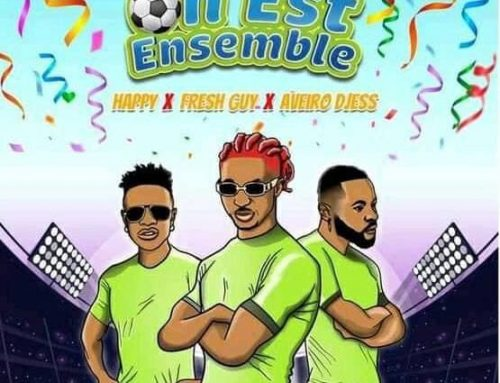 Video + Download: Fresh Guy – On Est Ensemble ft Happy D'efoulan & Aveiro Djess (Prod. By AJ Beats & Smash & Djess Panabo)
