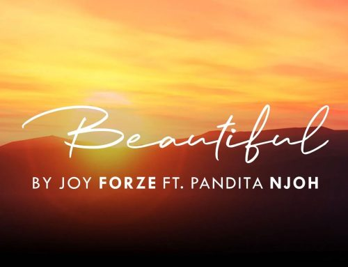 Video + Download: Joy Forze Ft Pandita Njoh – Beautiful (Prod by Peter Tobe)
